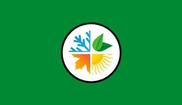 Hunt Club East Snow & Lawn Logo
