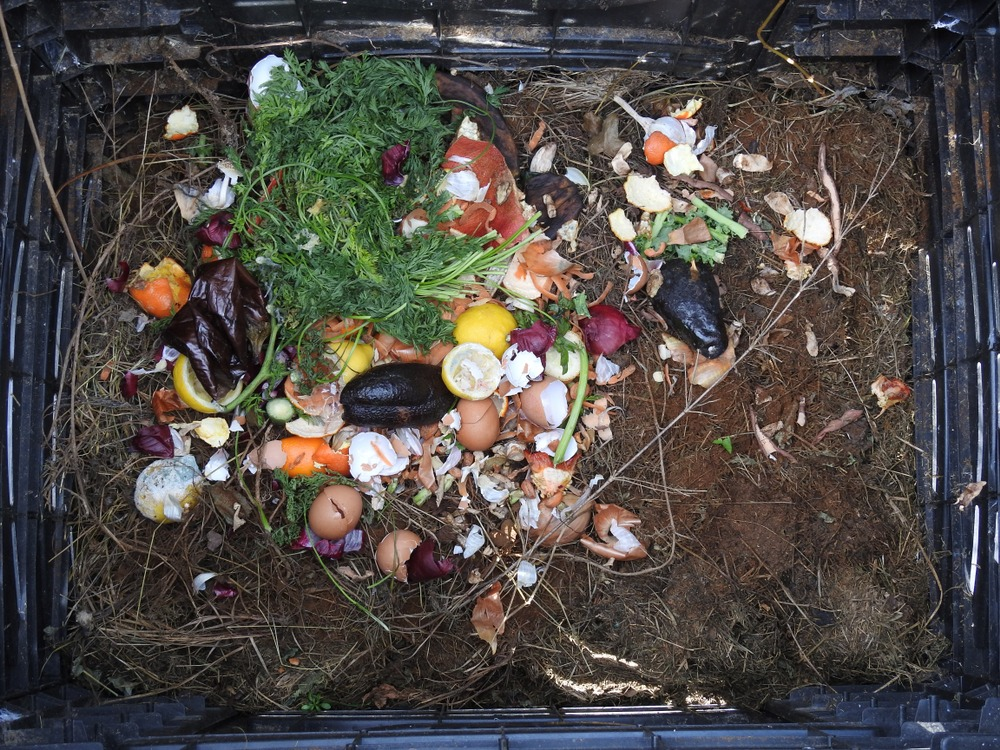 backyard composting for lawn care